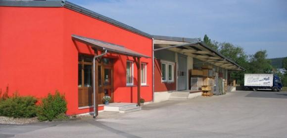 Firmensitz - Firma Lipfert & Co. e.K., Lichtenfels