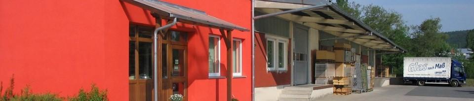 Firmensitz von Lipfert und Co. in Lichtenfels