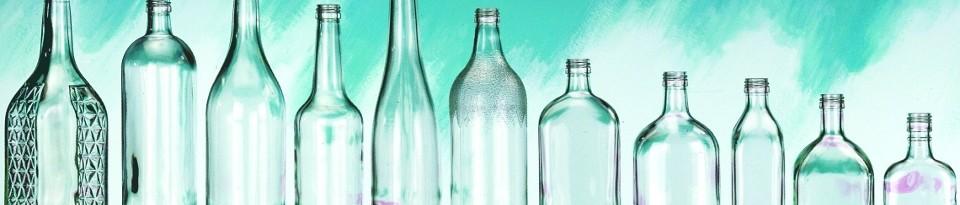 Lipfert Glas - Flaschen mit Schraubverschluss