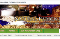 Rat und Service zu Naturfarben - Natural-Farben.de Aktuell